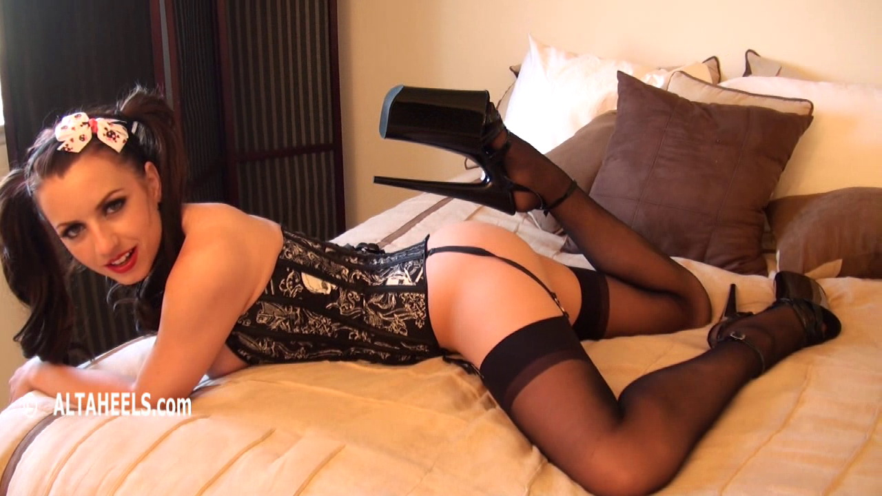 Nylons And Heels Video
